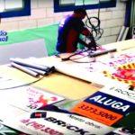 Placa Duratex Adesivada 50 x 40 cm – 100 unidades
